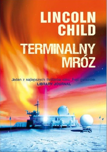 Okładka książki Terminalny mróz