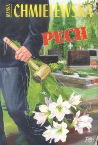 Okładka książki Pech