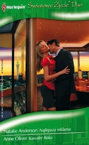 Okładka książki Najlepsza reklama. Kawaler Roku