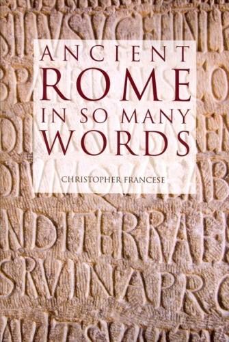 Okładka książki Ancient Rome in so many words