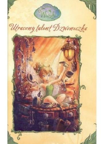 Okładka książki Utracony Talent Dzwoneczka