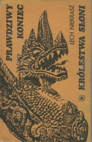 Okładka książki Prawdziwy koniec Królestwa Słoni