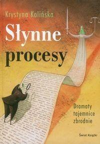 Okładka książki Słynne procesy