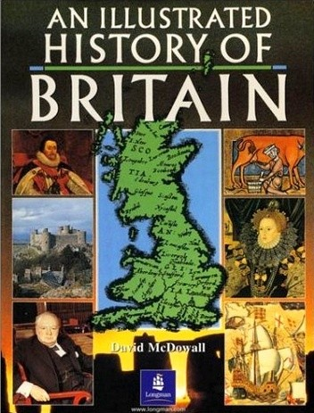 Okładka książki An Illustrated History of Britain