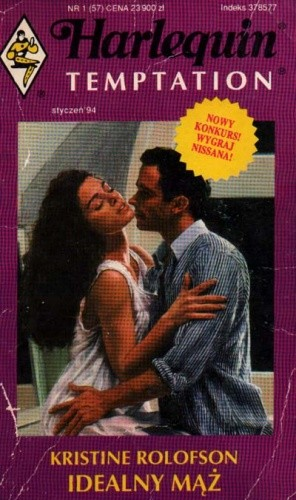 Okładka książki Idealny mąż
