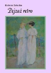 Okładka książki Pejzaż retro