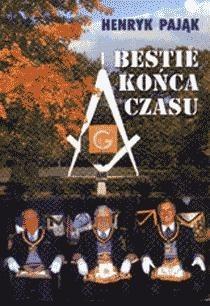 Okładka książki Bestie końca czasu