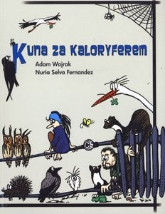 Okładka książki Kuna za kaloryferem