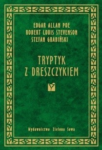 Okładka książki Tryptyk z dreszczykiem