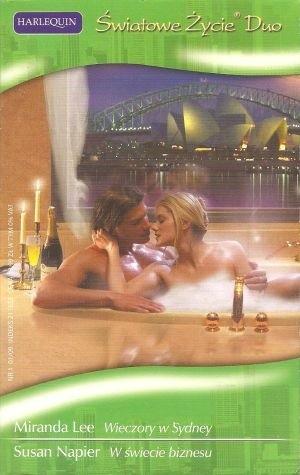Okładka książki Wieczory w Sydney. W świecie biznesu