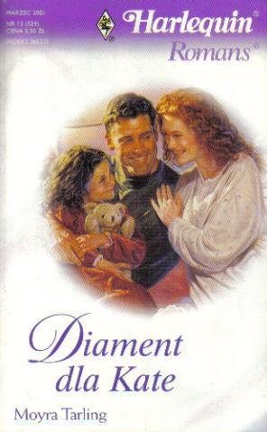 Okładka książki Diament dla Kate