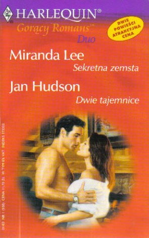 Hudson Jan - Dwie tajemnice