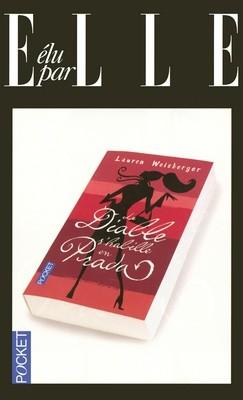Okładka książki Le Diable s'habille en Prada