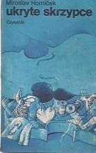 Okładka książki Ukryte skrzypce
