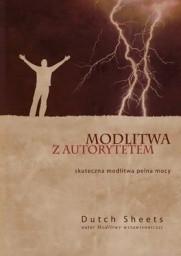Okładka książki Modlitwa z autorytetem