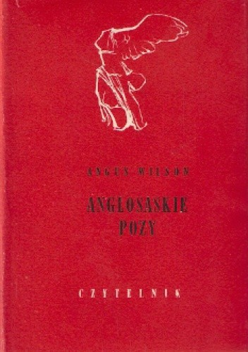 Okładka książki Anglosaskie pozy