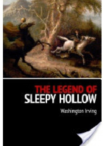 Okładka książki The legend of Sleepy Hollow
