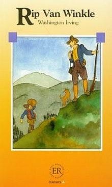 Okładka książki Rip Van Winkle