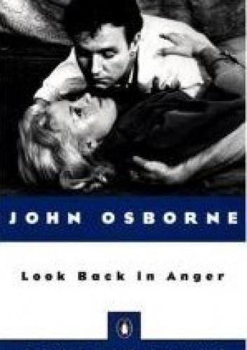 Okładka książki Look back in anger