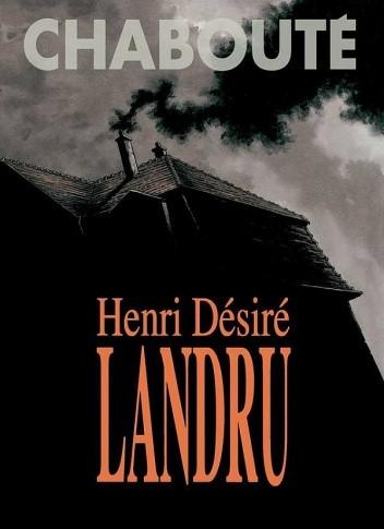 Okładka książki Henri Désiré Landru