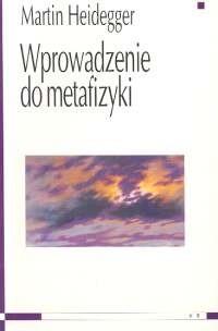 Okładka książki Wprowadzenie do metafizyki