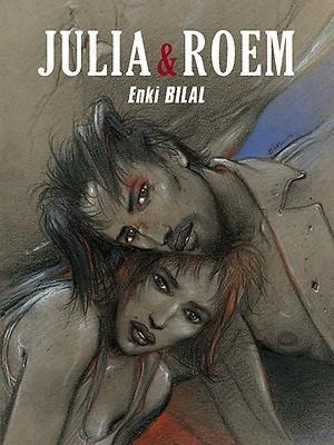Okładka książki Julia & Roem