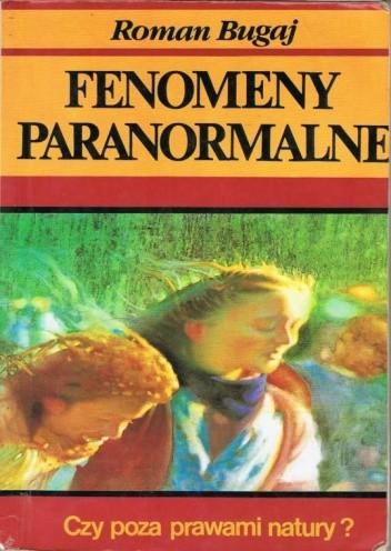 Okładka książki Fenomeny Paranormalne