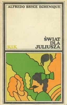 Okładka książki Świat dla Juliusza
