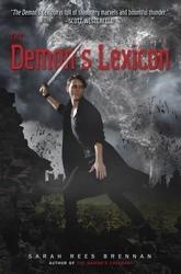 Okładka książki The Demon's Lexicon