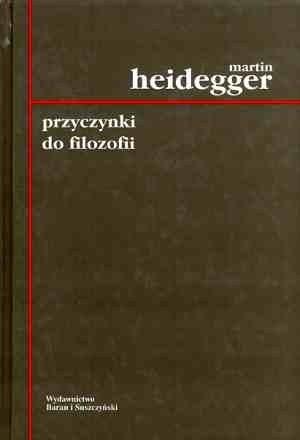 Okładka książki Przyczynki do filozofii. Z wydarzania