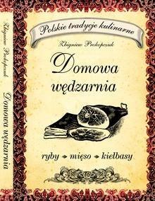 Okładka książki Domowa Wędzarnia