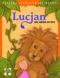 Okładka książki Lucjan. Lew, jakiego nie było