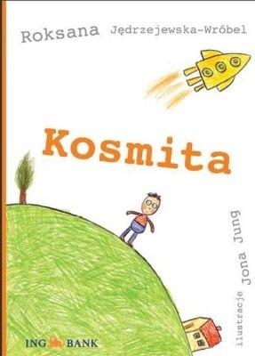 Okładka książki Kosmita