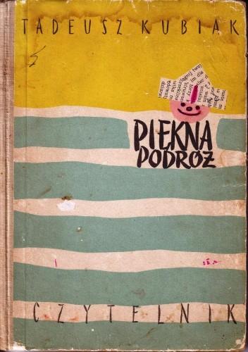 Okładka książki Piękna podróż