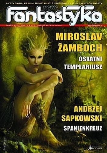 Okładka książki Nowa Fantastyka 295 (4/2007)