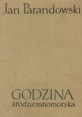 Okładka książki Godzina Śródziemnomorska