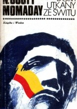 Okładka książki Dom utkany ze świtu