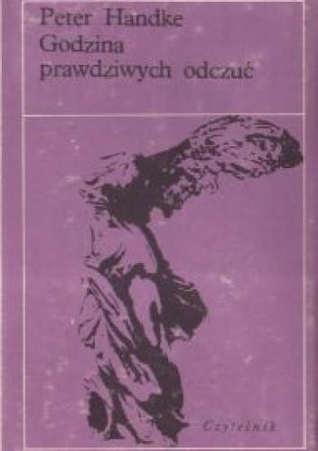 Okładka książki Godzina prawdziwych odczuć; Leworęczna kobieta