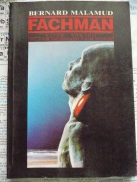 Okładka książki Fachman