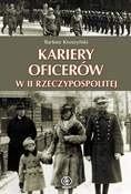 Okładka książki Kariery oficerów w II Rzeczypospolitej