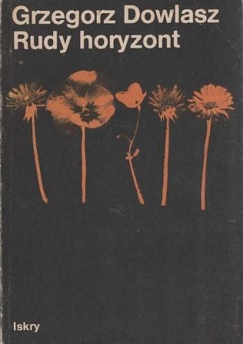 Okładka książki Rudy horyzont