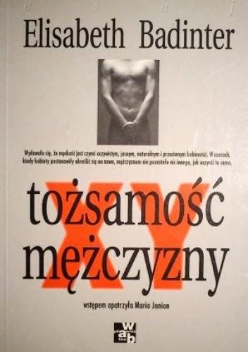 Okładka książki XY tożsamość mężczyzny