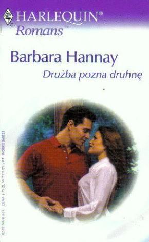 Okładka książki Drużba pozna druhnę