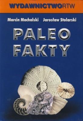 Okładka książki Paleofakty
