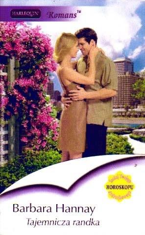 Okładka książki Tajemnicza randka