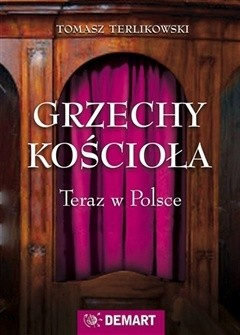 Okładka książki Grzechy Kościoła. Teraz w Polsce.