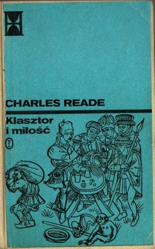 Okładka książki Klasztor i miłość t. 1