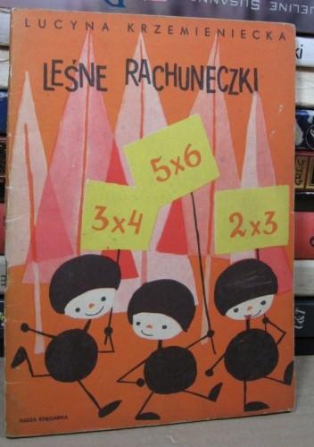 Okładka książki Leśne rachuneczki