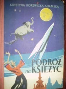 Okładka książki Podróż na Księżyc
