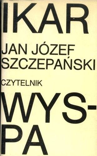 Okładka książki Ikar. Wyspa